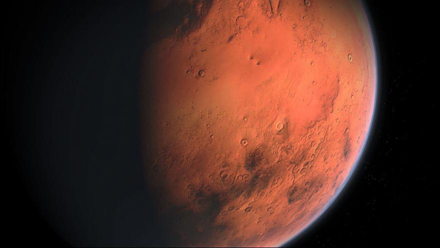 کشف دریاچهای از آب مایع در سیارۀ مریخ