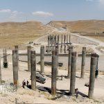 آخرین وضعیت پروژه بزرگراه تبریز – سهند به روایت تصویر