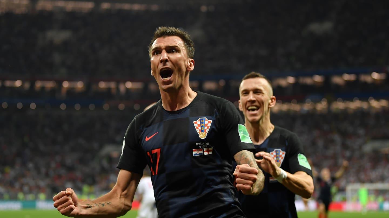 کرواسی ۲ – انگلیس ۱ /  کروات ها با شکست شیرها به فینال رسیدند/حسرت بازگشت جام به خانه در دل انگلیسی ها ماند