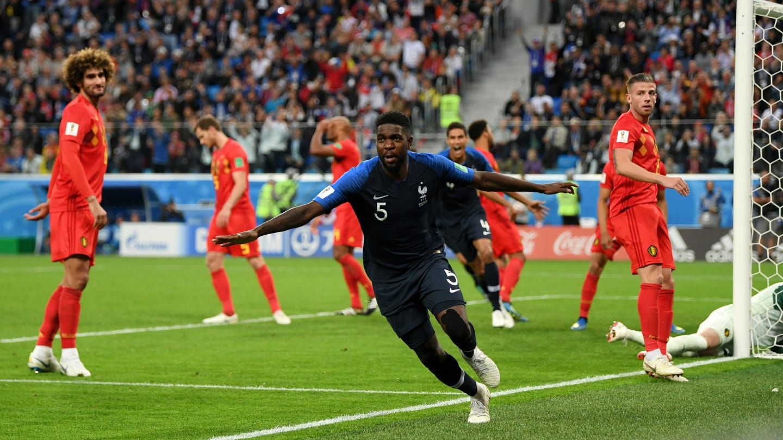 فرانسه ۱ – بلژیک ۰ / نبرد خروسها و شیاطین سرخ برای رسیدن به فینال
