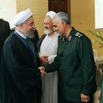 قدردانی سرلشکر سلیمانی از مواضع اخیر رئیس جمهوری