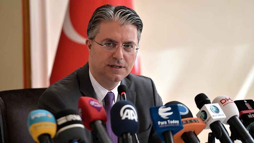 سفیر ترکیه در تهران : سازمان تروریستی پ.ک.ک به واسطه پژاک علیه ایران هم فعالیت می کند /ایران برای ما همسایه و کشور مهمی است