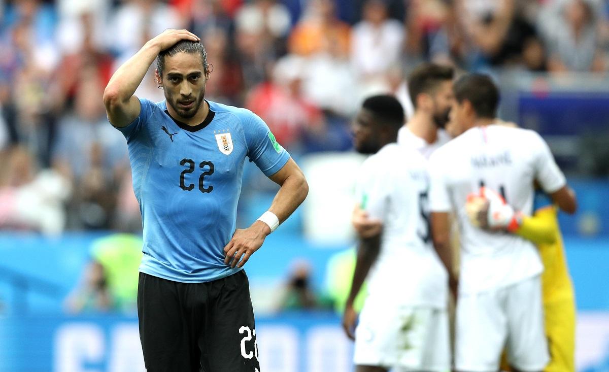 فرانسه ۲- اروگوئه صفر/ خروس ها راهی نیمه نهایی شدند