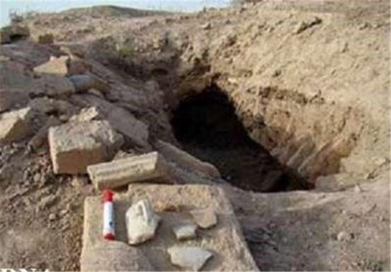 دستگیری باند حفاری غیرمجاز شهرستان اهر