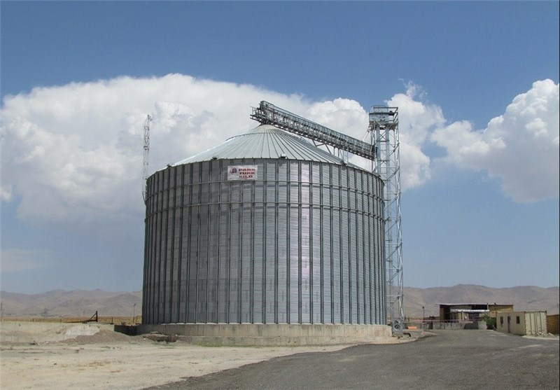 خرید تضمینی بیش از ۴۴ هزار تن گندم مازاد بر نیاز در شهرستان اهر