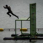 قهرمانی ایران در رقابت های غواصی ارتش های جهان