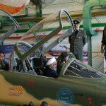 نخستین جنگنده مجهز ایرانی به پرواز درآمد