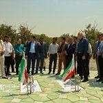 تور رسانه ای بازدید از اماکن گردشگری خسروشاه + گزارش تصویری
