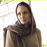 جدایی آنجلینا جولی از برد پیت بخاطر یک شیخ میلیاردر عرب