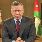 پادشاه اردن پس از یک ماه غیبت به کشورش بازگشت