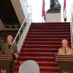 وزیر دفاع سوریه: روابط بین ایران و سوریه ناگسستنی و خدشه ناپذیر است