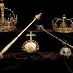 سرقت تاج سلطنتی سوئد از کلیسای استکهلم +عکس