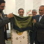 رونمایی از نشان قلم در تبریز + عکس