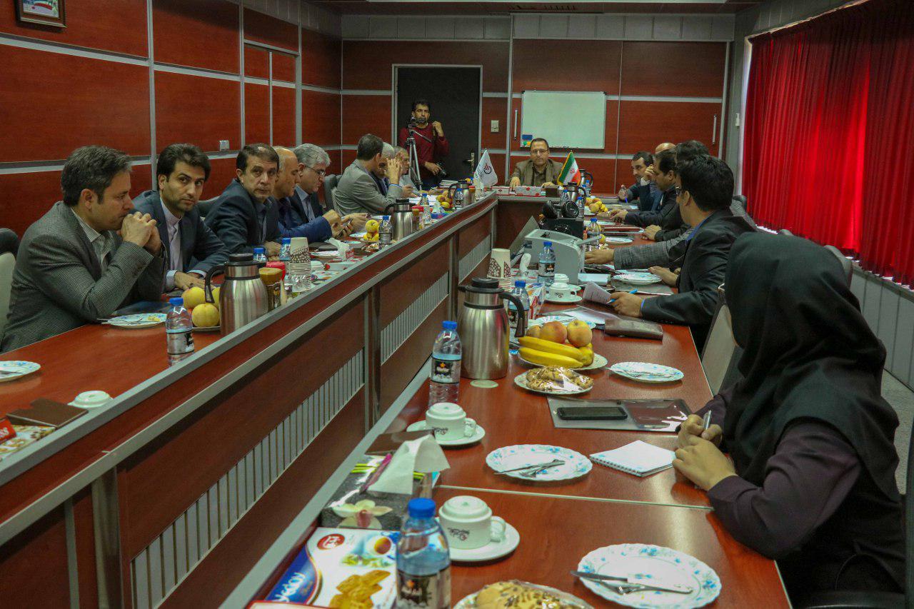 برگزاری جلسه اتحادیه قطارهای شهری کشور در تبریز