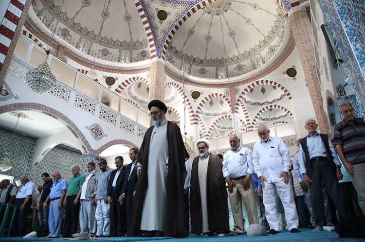 سفر یکروزه نماینده ولی فقیه در آذربایجان شرقی به شهر ایغدیر ترکیه