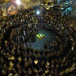 فیلم/ بزرگترین اجتماع حسینی در کلانشهر تبریز