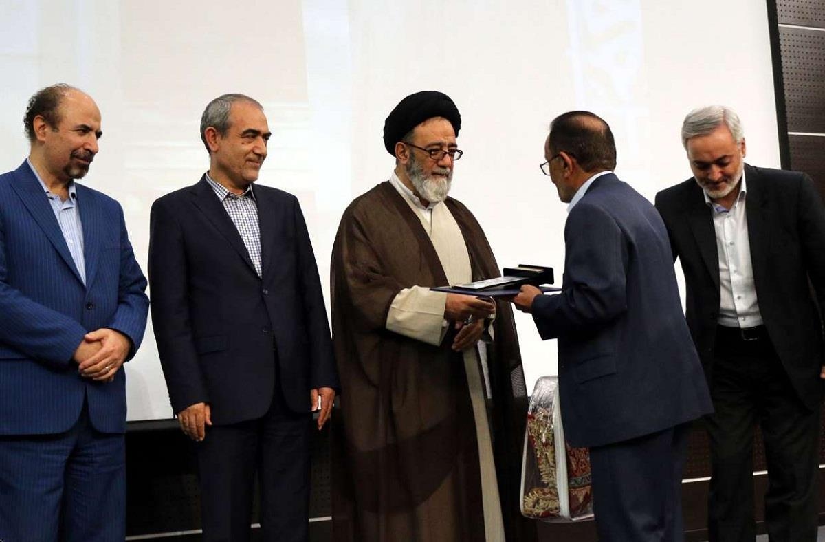 دستگاههای برتر استان آذربایجان شرقی معرفی شدند