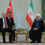 ایران و ترکیه باید برای مقابله با تحریمهای آمریکا روابط اقتصادی خود را بیش از پیش گسترش دهند