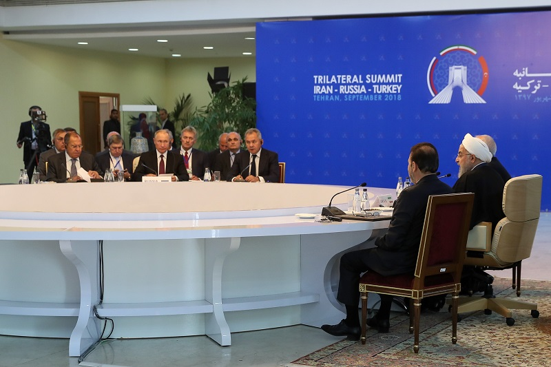 پوتین: امنیت در سرزمینهای بازپس گرفته شده سوریه باید تحکیم شود