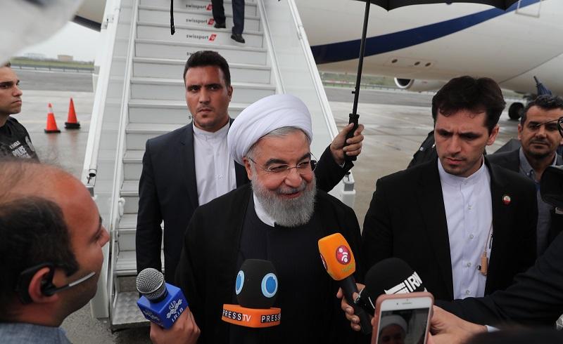 هدف ما تبیین سیاست های جمهوری اسلامی ایران نسبت به منطقه و جهان در مجامع بین المللی است