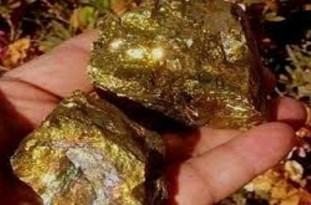 کشف ۶ تن سنگ و خاک معدن طلا در آذربایجان شرقی
