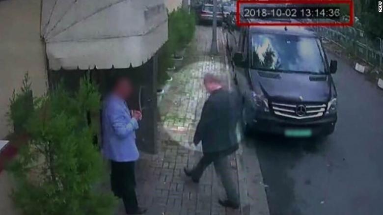 دادستانی کل استانبول: خاشقجی قبل از تکه تکه شدن خفه شده است