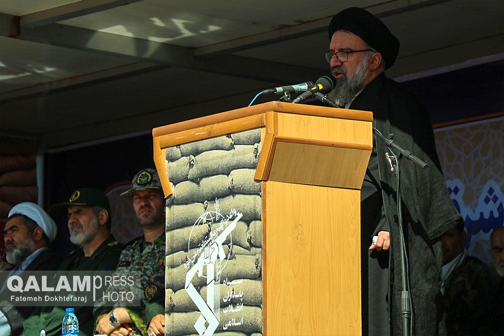 آمریکا حتی یک روز در پی مذاکره نبوده و فقط در پی سلطه است/ امام جمعه تبریز به عنوان الگو در کل کشور مطرح هستند