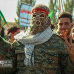 رزمایش اقتدار عاشورایی بسیجیان در تبریز + گزارش تصویری