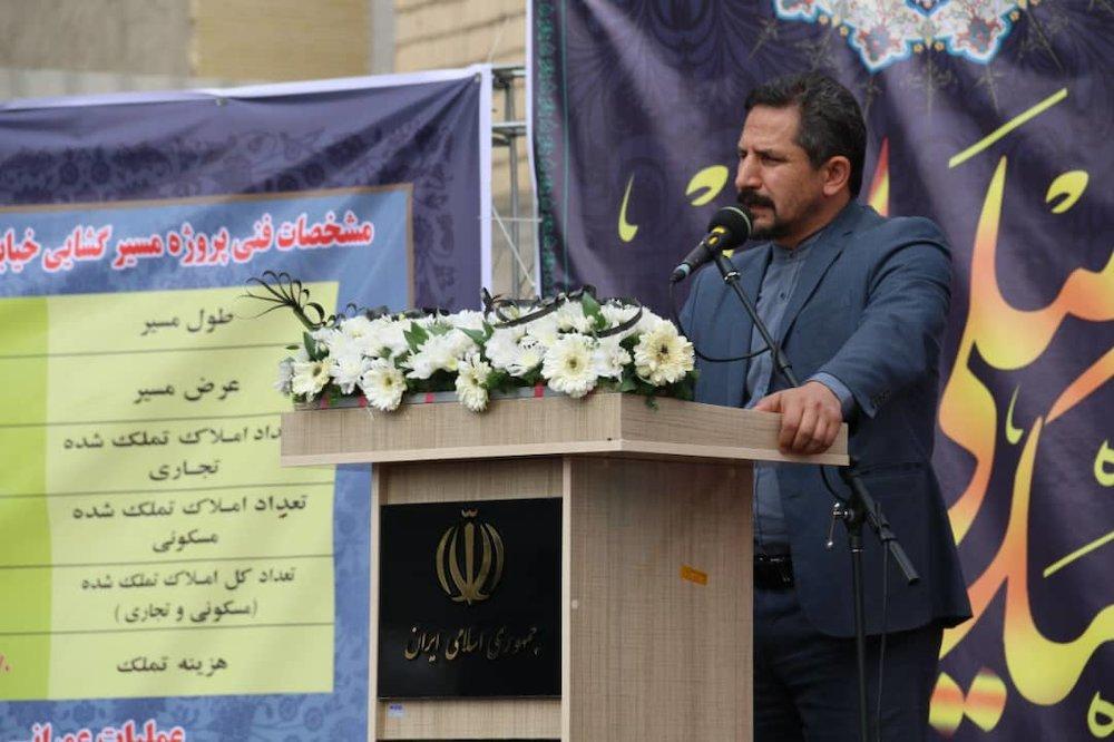 شهردار تبریز: در کنار پرداخت حقوق کارکنان، پروژه های عمرانی شهر را تعطیل نکرده ایم/ هیچ شخصی نمیتواند ما را در ارائه خدمت به مردم سست کند