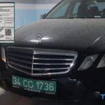 کشف خودروی متعلق به کنسولگری عربستان در استانبول