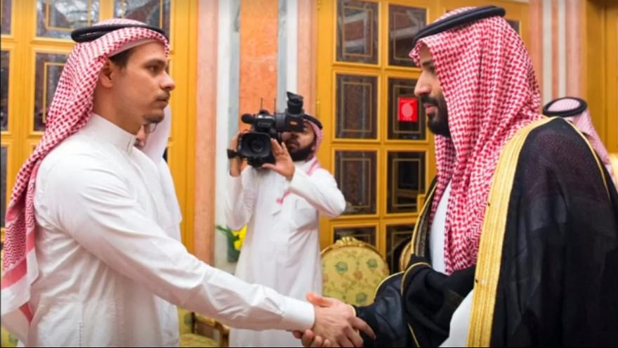 پسر جمال خاشقجی خاک عربستان سعودی را ترک کرد