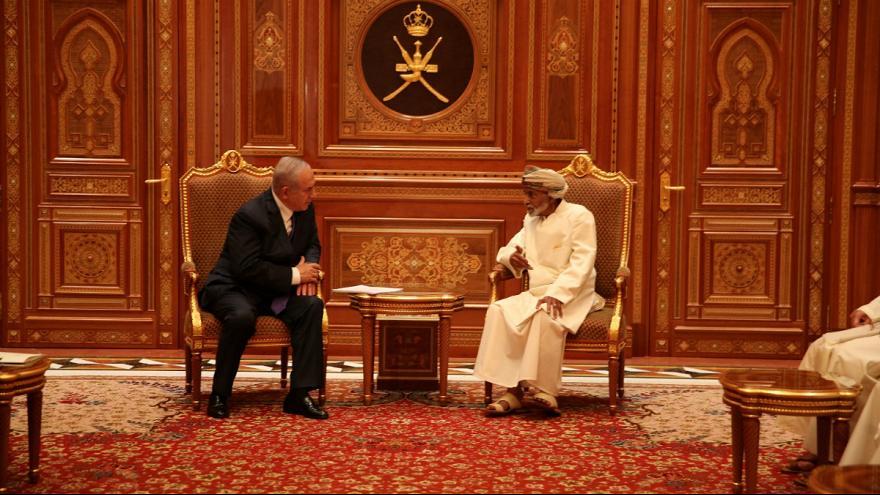 سفر غیرمنتظره و سوالبرانگیز نتانیاهو به عمان