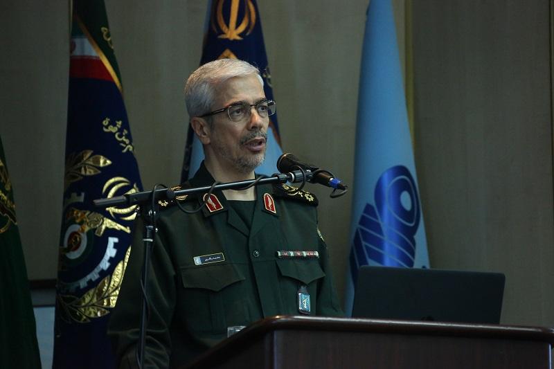 سرلشکر باقری: تأثیرگذاری راهبردی سپاه عامل عصبانیت و تحقیر آمریکا است