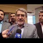 رحمانی فضلی: همکاری ایران و ترکیه همواره رو به گسترش بوده است