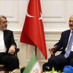 مسائل منطقه باید توسط خود کشورهای منطقه حل و فصل شود/ تقویت همکاری های منطقه ای تهران و آنکارا