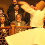 بازدید وزیر کشور از مراسم گروه سماع تصوف در ترکیه +عکس