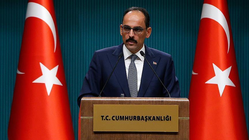 سخنگوی ریاست جمهوری ترکیه : همه چیز درباره قتل جمال خاشقجی روشن می شود