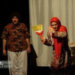 «سر نخ» در تئاتر شهر تبریز + گزرش تصویری