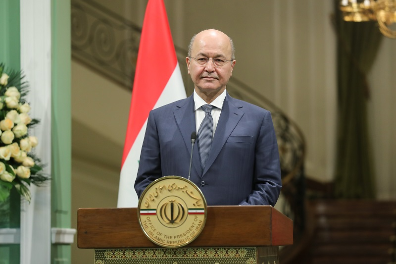 امنیت و توسعه عراق را امنیت و توسعه ایران می دانیم/ توافق تهران و بغداد برای ایجاد یک منطقه آزاد تجاری