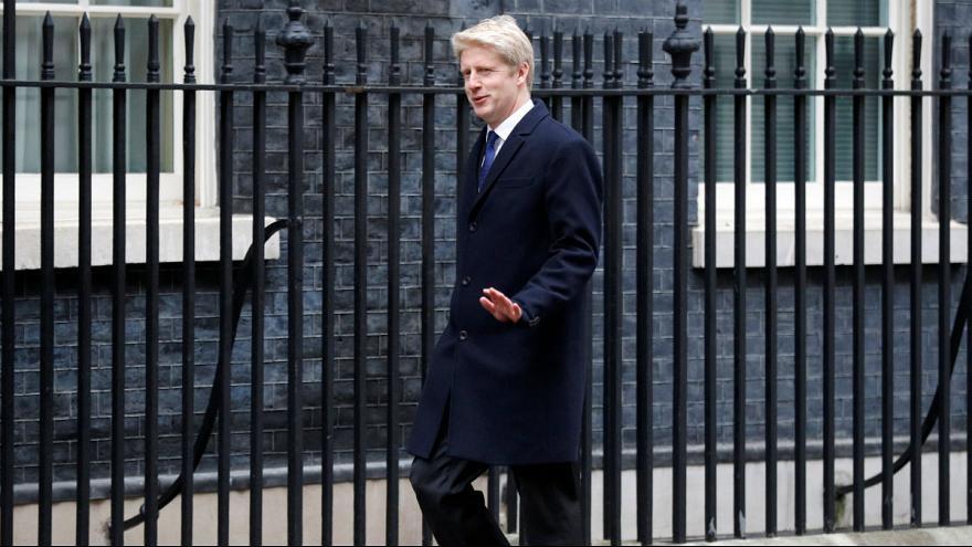 وزیر ترابری بریتانیا در اعتراض به برکسیت استعفا داد