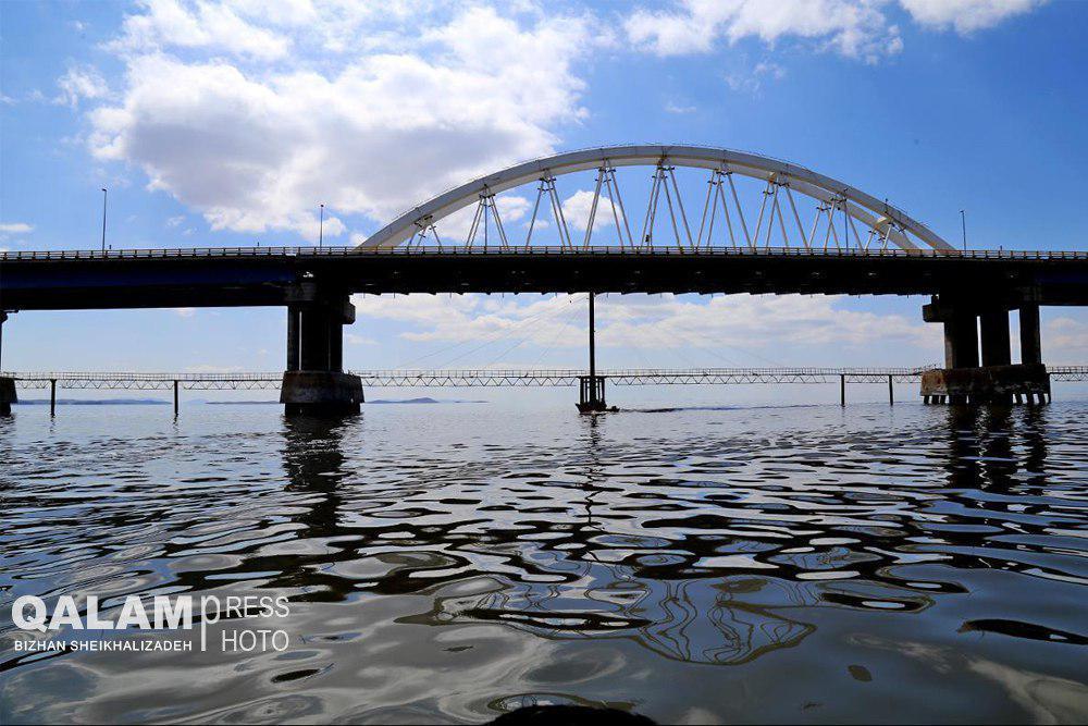 مرحله دوم رهاسازی آب به دریاچه ارومیه تا پایان سال انجام میشود