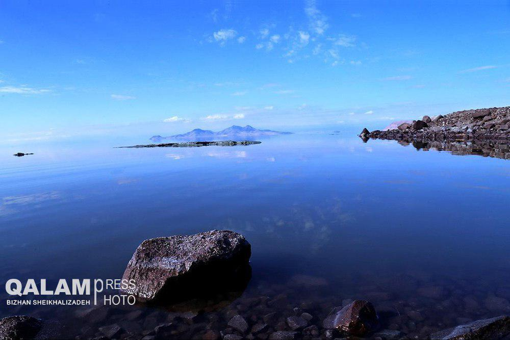 افزیش ۳۱ سانتی تراز دریاچه ارومیه