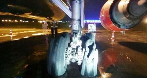 حادثه برای پرواز استانبول به تبریز + جزئیات