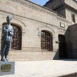 چشم طمع به تنها ساختمان اولین موزه کاریکاتور آسیا