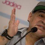 دیهگو مارادونا از نیکولاس مادورو اعلام حمایت کرد