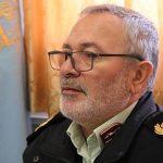 حسین عبدی فرمانده جدید نیروی انتظامی آذربایجانشرقی میشود