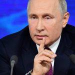 واکنش پوتین به خروج آمریکا از پیمان منع موشکهای هستهای میانبرد