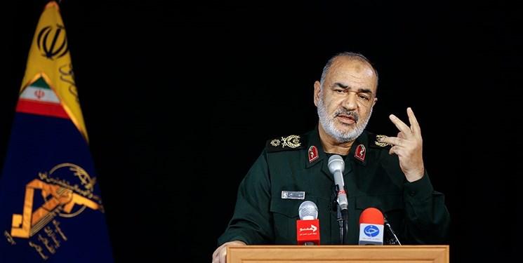 هشدار جانشین فرمانده سپاه به رژیم صهیونیستی