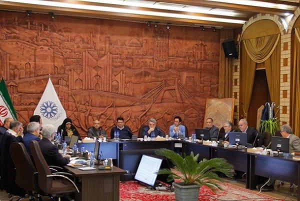 اجرای خط پایانی پروژه راه آهن میانه- تبریز به صورت زیر زمینی