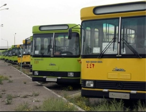 ۸۰ اتوبوس شهرداری تبریز به مرز مهران اعزام می شود